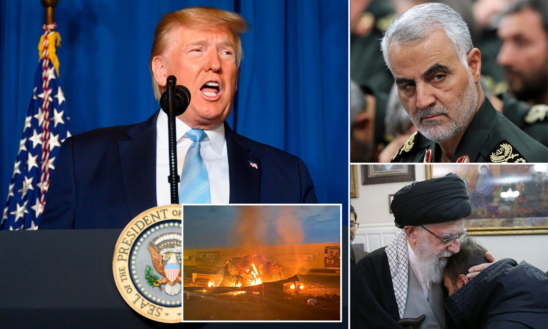The Trump-Iran Showdown: A Conflict Resolution Perspective | Al ...