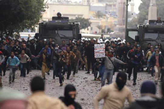 محنة مصر: لعبة سياسية بلا قواعد   مركز الجزيرة للدراسات