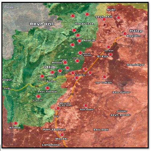 المصدر: موقع Suriye Gündemi