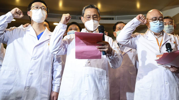 China's Battle with Coronavirus: Possible Geopolitical Gains and ...
