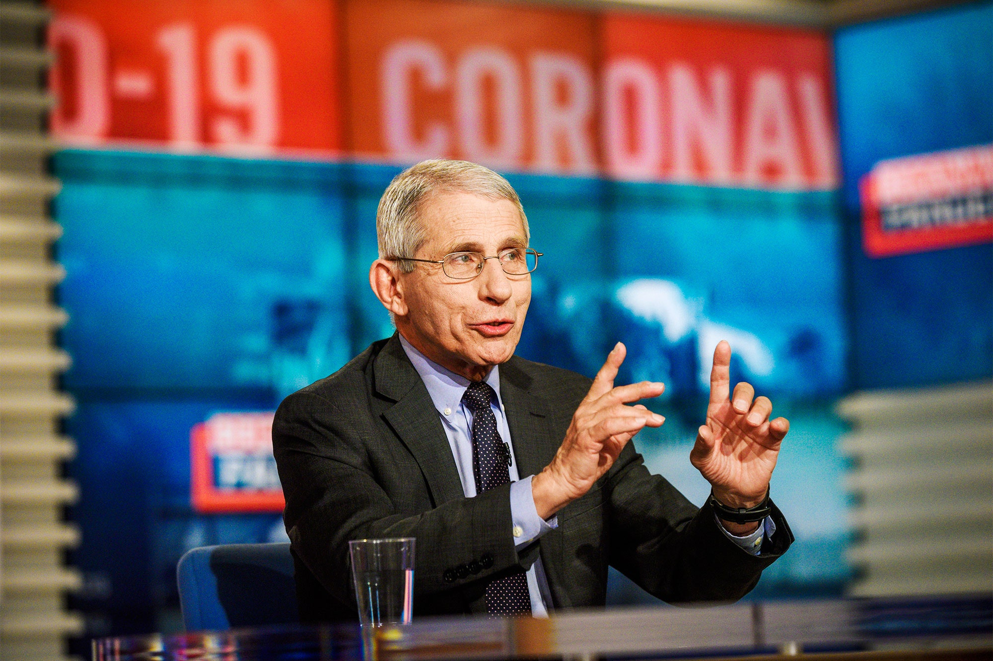 Dr. Anthony Fauci [Getty]