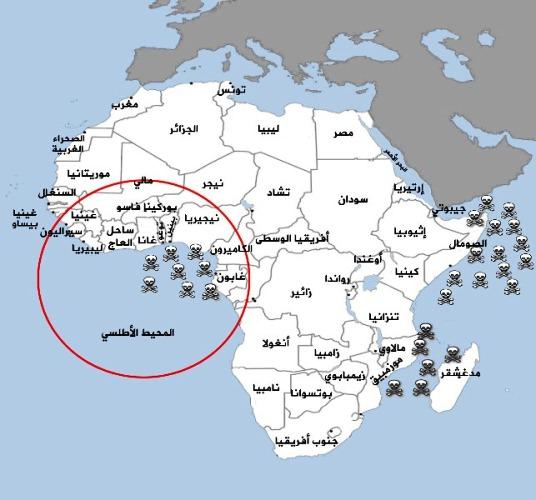 القرصنة والأمن البحري في خليج غينيا نيجيريا نموذجا Al Jazeera Center For Studies